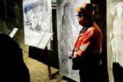 KMC:n ajelureissu Outokummun vanhalle kaivokselle